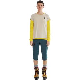Klättermusen Vile T-shirt Femme, moon